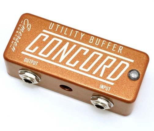 EMERSON Custom/Concord Utility Buffer コンコルドユーティリティバッファー【エマーソンカスタム】