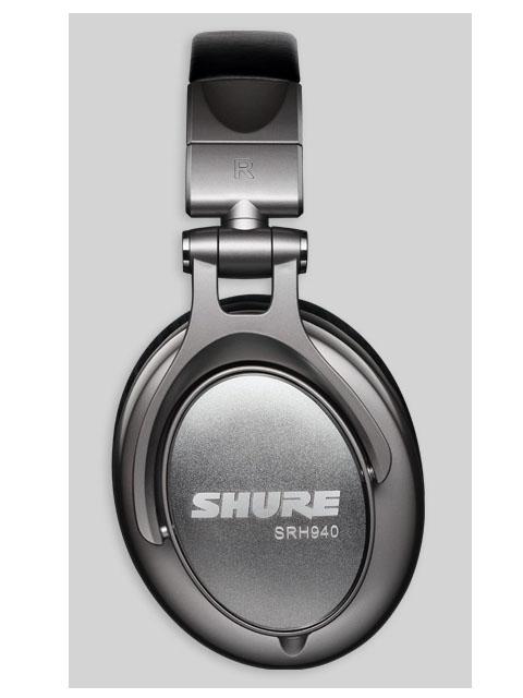 SHURE/リファレンス スタジオヘッドホン SRH940【シュアー】