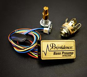 Providence/VP-B1-2(2Band EQ Preamp) ベースプリアンプ【プロビデンス】