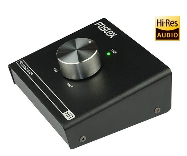 Fostex/パーソナル・アンプ PC200USB-HR【フォステックス】