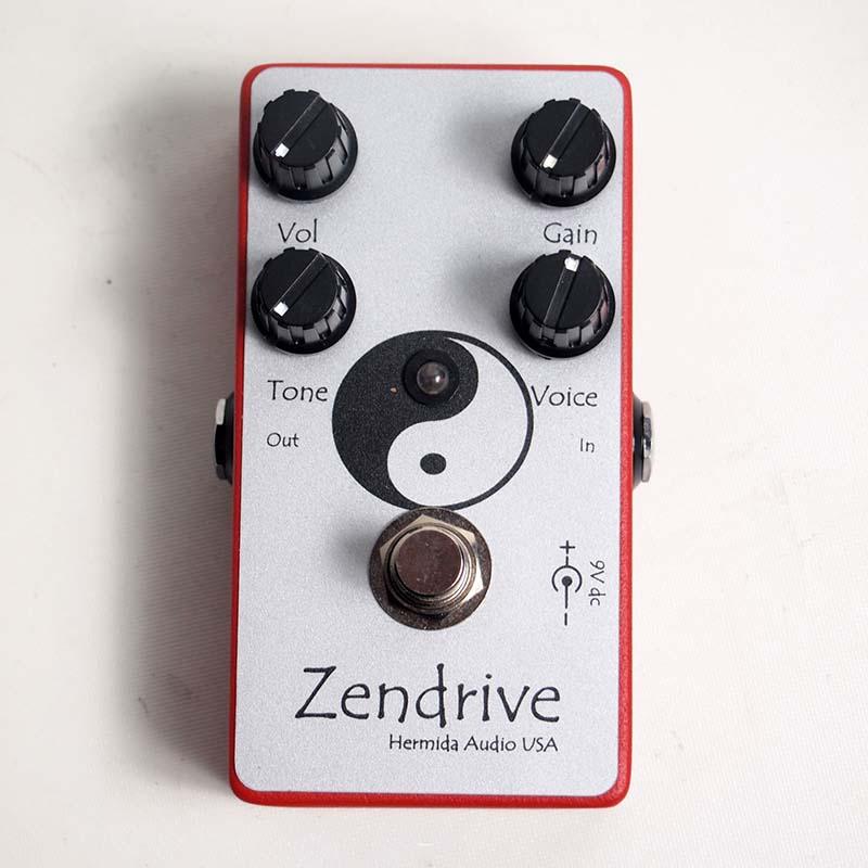 Hermida Audio Technology/Zendrive RED オーバードライブ【ハーミダ・オーディオ・テクノロジー】【正規輸入品】