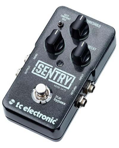 TC Electronic/Sentry Noise Gate マルチバンド・ノイズゲート 【ティーシーエレクトロニック】