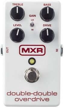 MXR/M250 Double-Double Overdrive【M-250オーバードライブ】