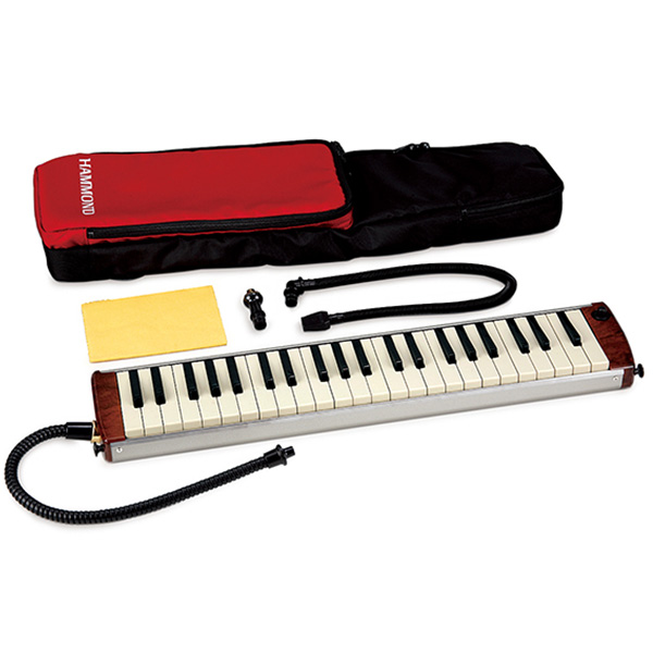 SUZUKI HAMMOND/鍵盤ハーモニカ(エレアコモデル)HAMMOND PRO-44H アルト44鍵 c~g3【スズキ ハモンド】