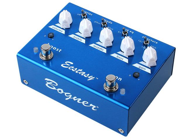 Bogner Pedals/Ecstasy Blue Pedal オーバードライブ【ボグナー/エクスタシーブルー】