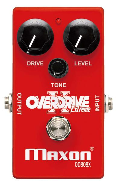 MAXON/Overdrive Extreme OD808X【マクソン】