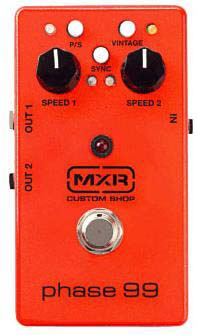 MXR/CSP099 Phase 99 フェイザー