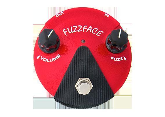 Jim Dunlop/FFM2 Germanium Fuzz Face Mini【ジムダンロップ】