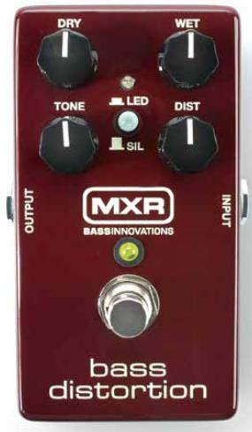 MXR/M85 Bass Distortion ベース・ディストーション【M-85】