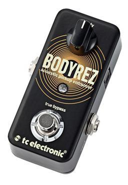 TC Electronic/BodyRez (ボディーレズ) アコースティック・ピックアップ・エンハンサー 【ティーシーエレクトロニック】