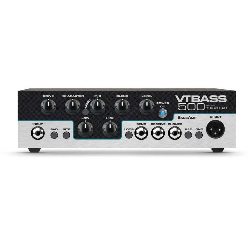 TECH21/SansAmp VTBASS 500【テック21/ベースアンプヘッド】