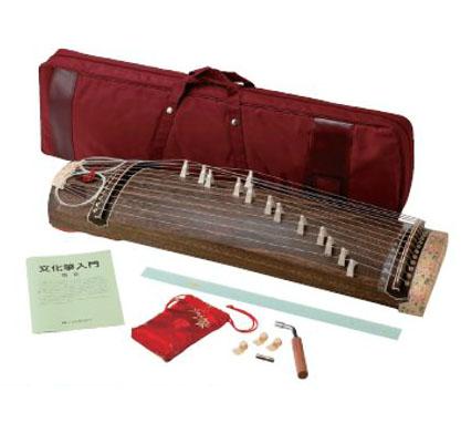 ゼンオン/文化筝上級ソフトケースセット 琴【全音】
