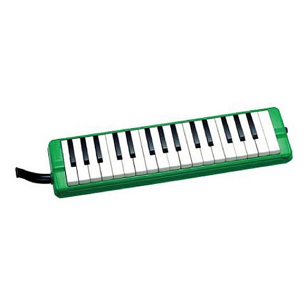 【まとめ買い】【10台】ゼンオン/ピアニー 323A(レザーケース付属)10本セット【全音・鍵盤ハーモニカ】