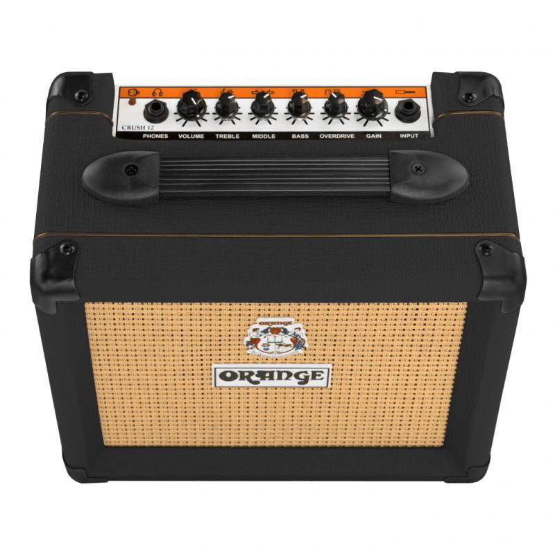 ORANGE/Crushシリーズ ギターアンプ CR12 BLACK【オレンジ】