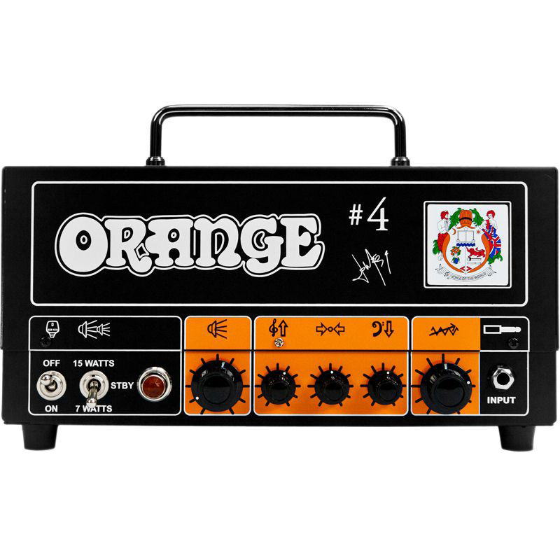 ORANGE/Jim Root Terror ジム・ルート監修ギターヘッドアンプ【オレンジ】【正規輸入品】