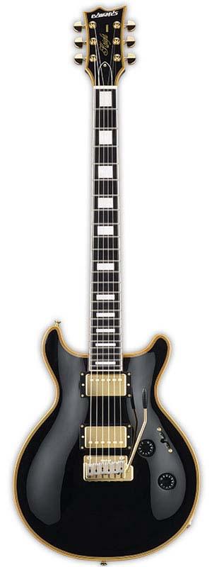 EDWARDS/エレキギター E-KT-145C Black【エドワーズ】