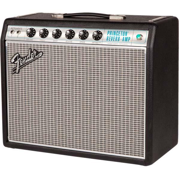 Fender/フルチューブ コンボアンプ '68 Custom Princeton Reverb【フェンダー】