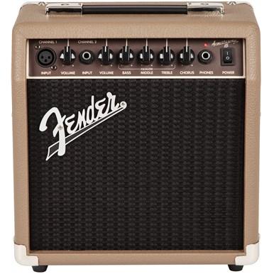 Fender/Acoustasonic 15 アコースティック・ギターアンプ【フェンダー】