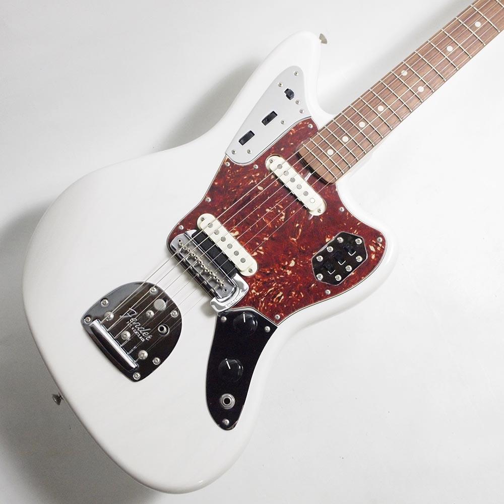 Fender Custom Shop/Team Built '62 Jaguar N.O.S White Blonde【フェンダーカスタムショップ】