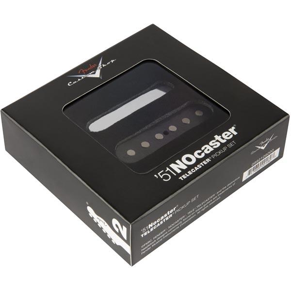 Fender Custom Shop/ピックアップ '51 Nocaster Tele Pickups【フェンダー】
