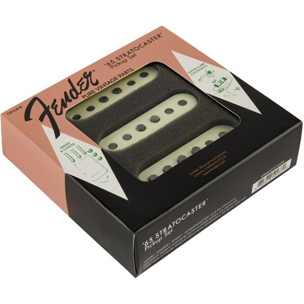 Fender ピックアップ Pure Vintage '65 Strat Pickup【フェンダー】