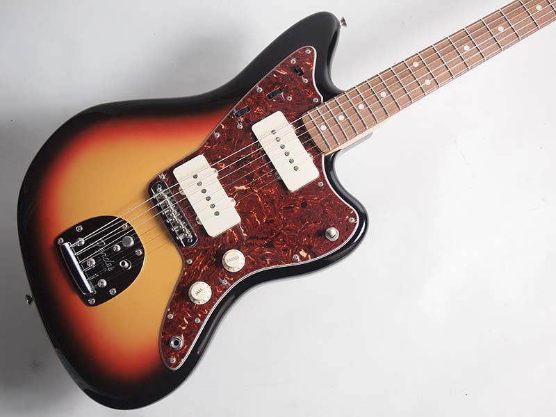 Fender Custom Shop/Team Biult '63 Jazzmaster N.O.S. 3 Tone Sunburst【フェンダー】