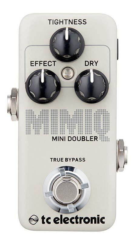 TC Electronic/Mimiq Mini Doubler ミミック・ミニ・ダブラー オーバーダブ 【ティーシーエレクトロニック】
