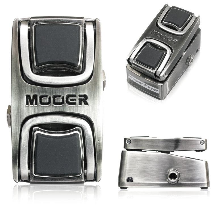 Mooer PhaserPlayer ムーアー / フェイザープレイヤー フェイザー(ギター・ベース用)【正規輸入品】