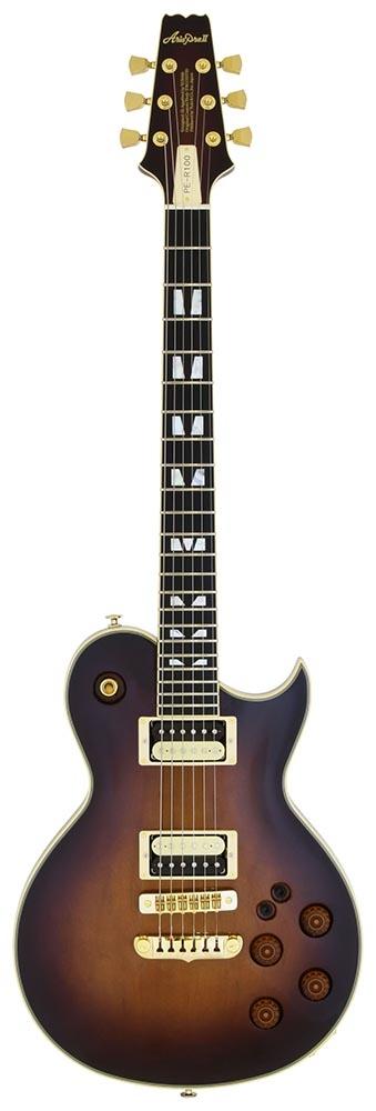 ARIA PRO II/エレキギター PE-R100 SA(Smokey Amber)【アリアプロII】