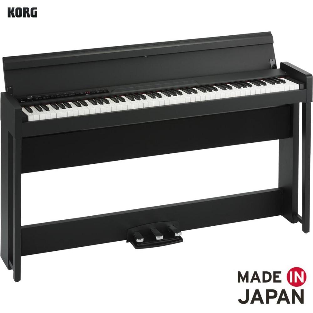 KORG/デジタルピアノ C1 AIR-BK ブラック【代引き不可】【離島発送不可】 【コルグ】