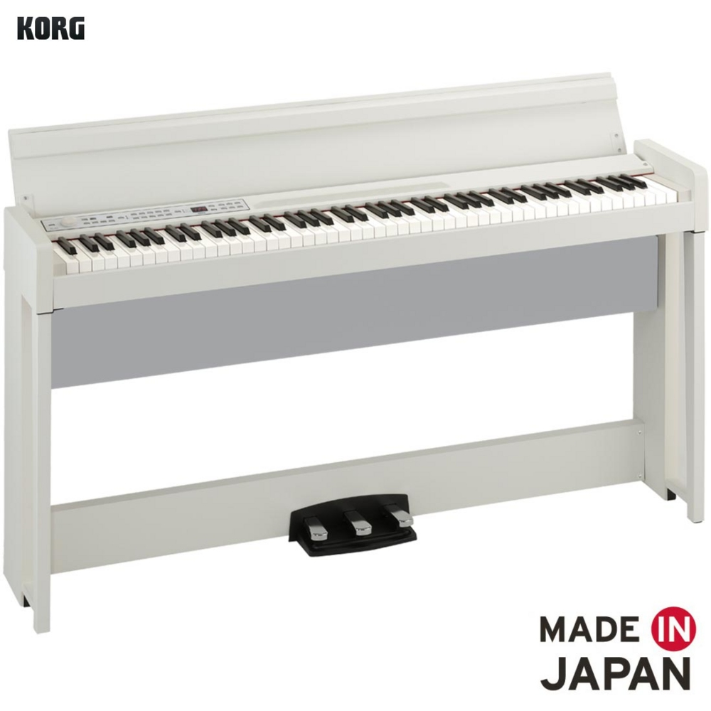 KORG/デジタルピアノ C1 AIR-WH ホワイト【代引き不可】【離島発送不可】 【コルグ】