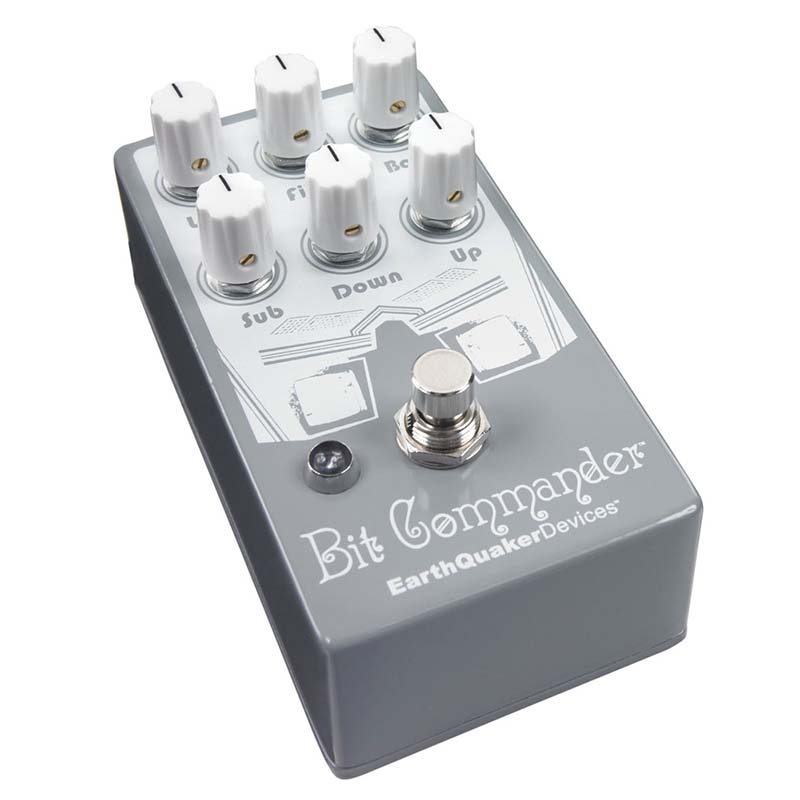 Earthquaker Devices Bit Commander Octave Synth ギターシンセサイザー【アースクエイカーデバイセス】