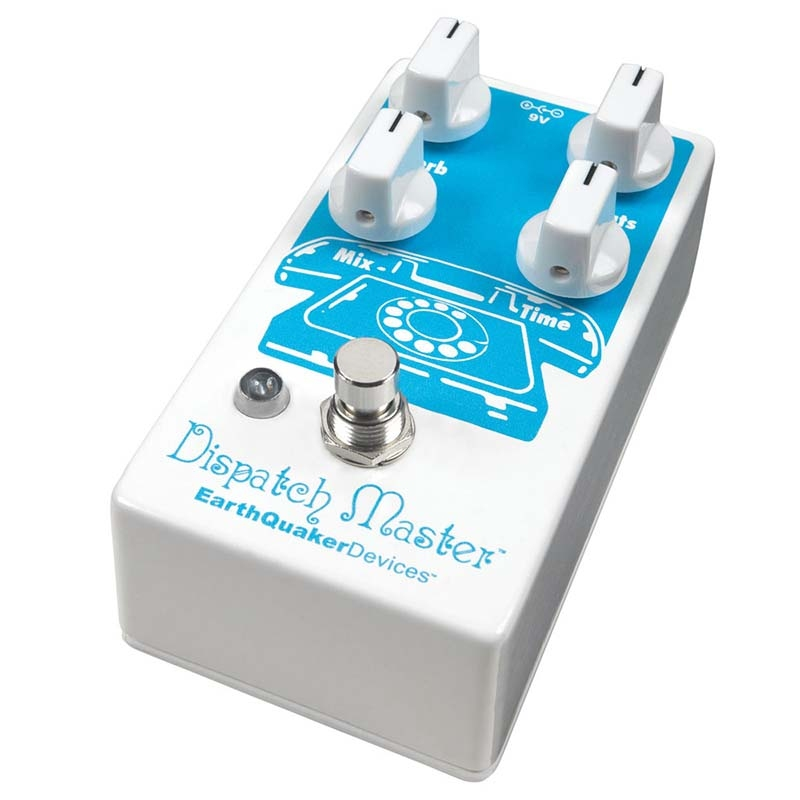 Earthquaker Devices Dispatch Master Delay & Reverb ディレイ&リバーブ【アースクエイカーデバイセス】