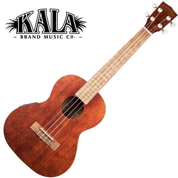 MAKALA by KALA MK-TE Tenor Ukulele w/EQ w/bag テナーウクレレピックアップ搭載モデル【マカラ・カラ】