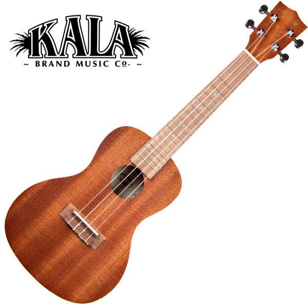 KALA KA-C Satin Mahogany Concert Ukulele w/bag コンサートウクレレ【カラ】
