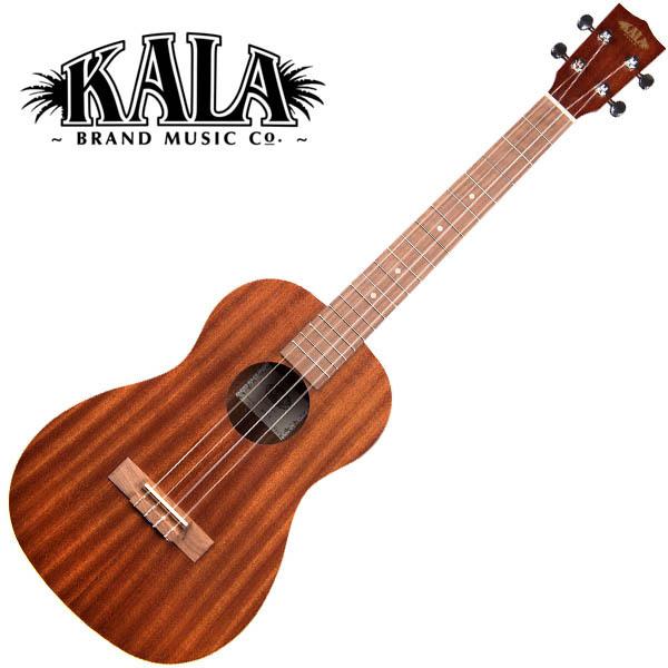 <title>KALA KA-B Satin Mahogany Baritone Ukulele w 当店は最高な サービスを提供します bag バリトンウクレレ カラ</title>