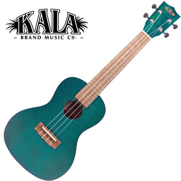 KALA KA-CEMB Exotic Mahogany Concert Ukulele w/bag コンサートウクレレ【カラ】