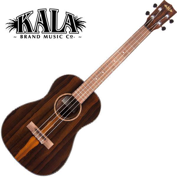 KALA KA-ZCT-B Ziricote Gloss Baritone Ukulele w/bag バリトンウクレレ【カラ】