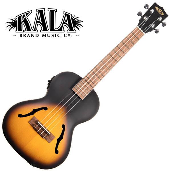 KALA KA-JTE/2TS Tenor Jazz Archtop Ukulele ウクレレ【カラ】