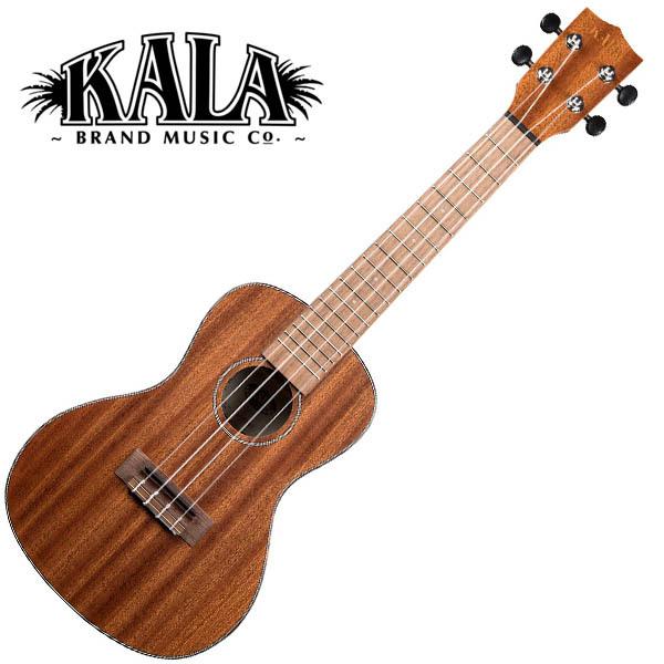 KALA KA-SMHC All Solid Mahogany Concert Ukulele w/bag コンサートウクレレ【カラ】