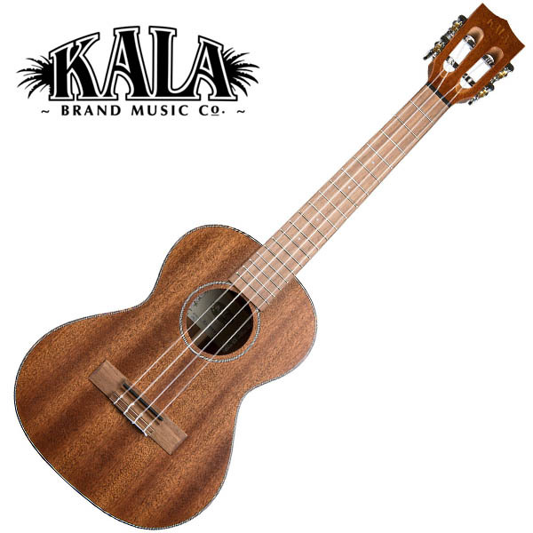 KALA KA-SMHT All Solid Mahogany Tenor Ukulele w/bag テナーウクレレ【カラ】