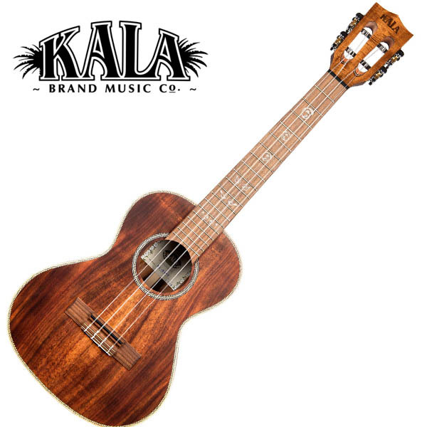 KALA KA-SA-T All Solid Acacia Tenor Ukulele w/bag テナーウクレレ【カラ】