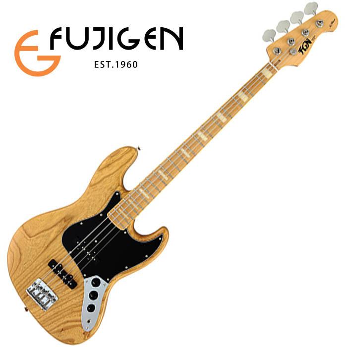 (P)FUJIGEN/ベース Neo Classic NJB10MBAH-VNT (Vintage Natural)【フジゲン】