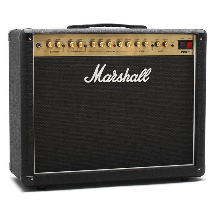 Marshall/オールチューブコンボアンプ DSL40C【マーシャル】