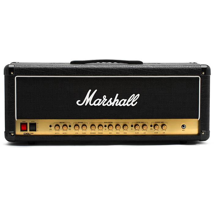 Marshall/オールチューブヘッドアンプ DSL100H【マーシャル】
