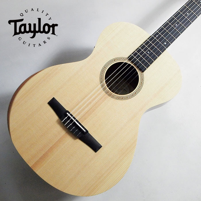 Taylor Academy Series A12e-N エレクトリッククラシックギター【テイラー】