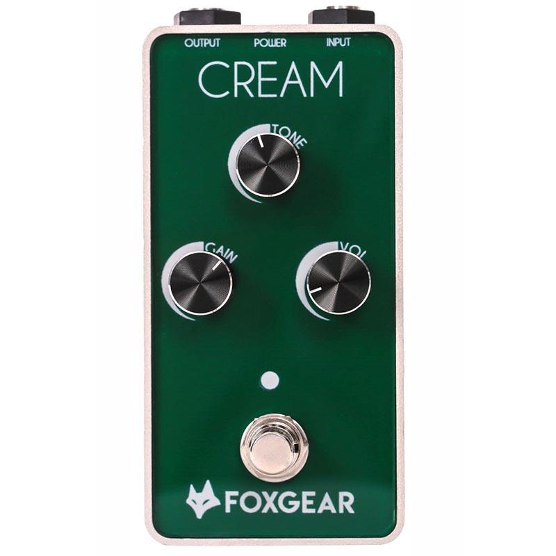FOXGEAR Cream オーバードライブ