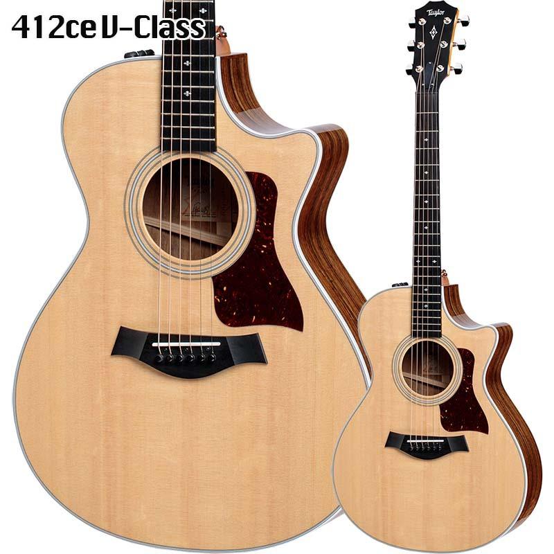 Taylor 412ce エレクトリックアコースティックギター【テイラー】