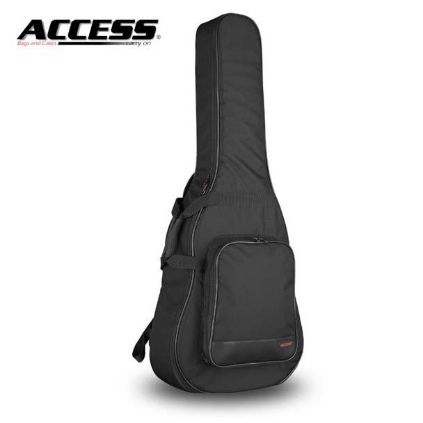 ACCESS AB1SA1 Stage1 スモールサイズ・アコースティックギター用バッグ(オーディトリアムシェイプ)【アクセス】