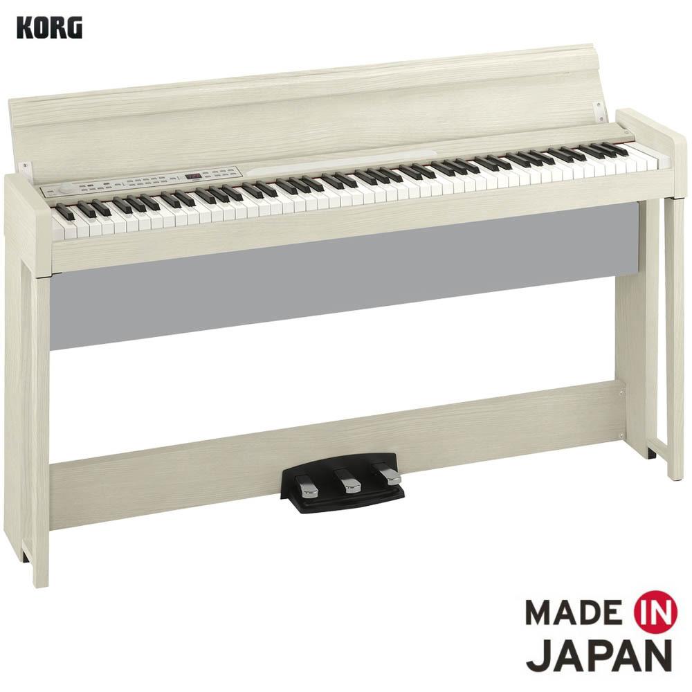 KORG/デジタルピアノ C1 AIR-WA ホワイト・アッシュ【代引き不可】【離島発送不可】 【コルグ】